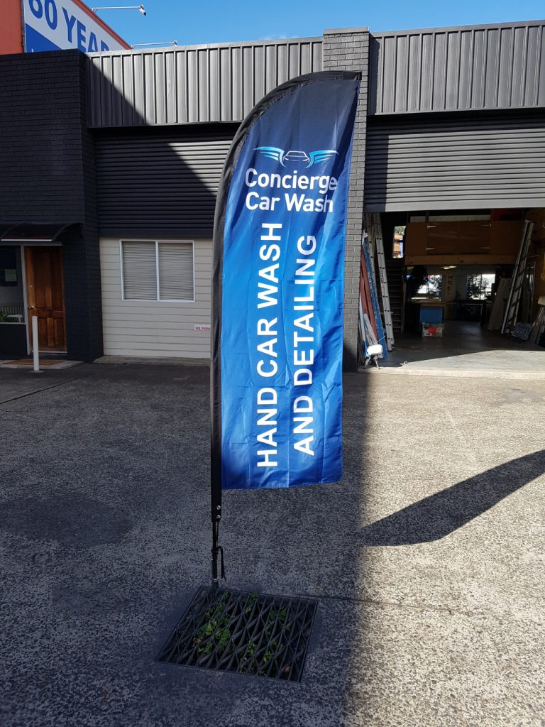 Concierge Car Wash Barrenjoey Designs
