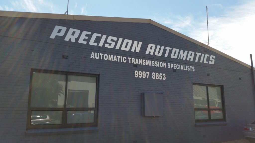 Precision Automatics Barrenjoey Designs