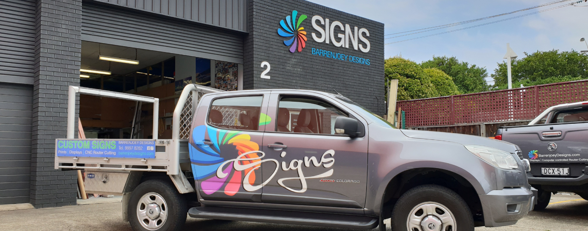 Barrenjoey Designs Signs Mona Vale